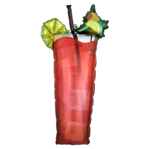 BLOODY MARY DRINK SHAPE